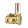 SQKP 2/2-way large diameter pilot operate air operated valve Normally Closed