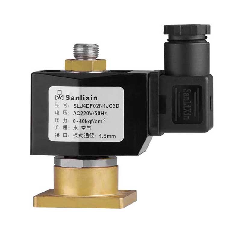 SLJ Plate-Type Integrated Series Solenoid Valve