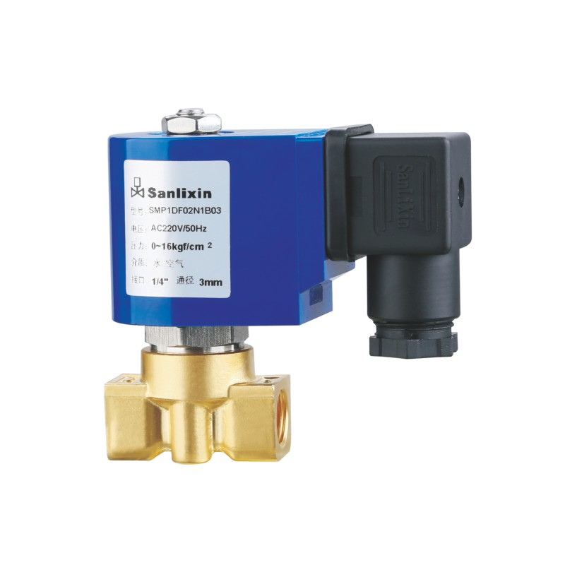 SLP Compact Series 2/2-way Direct Acting Solenoid Valve·Normally Closed